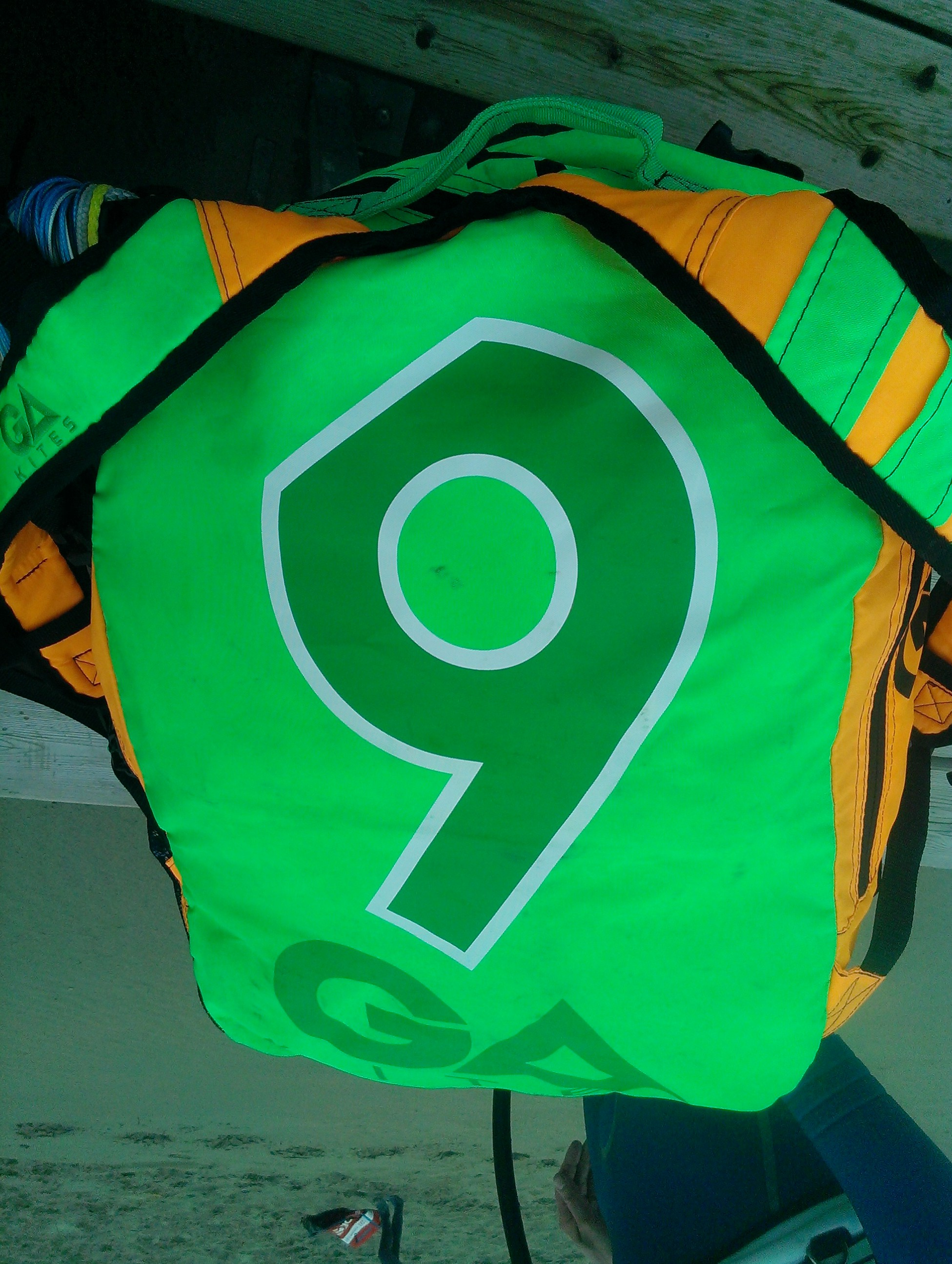 Bag Gaastra 2015