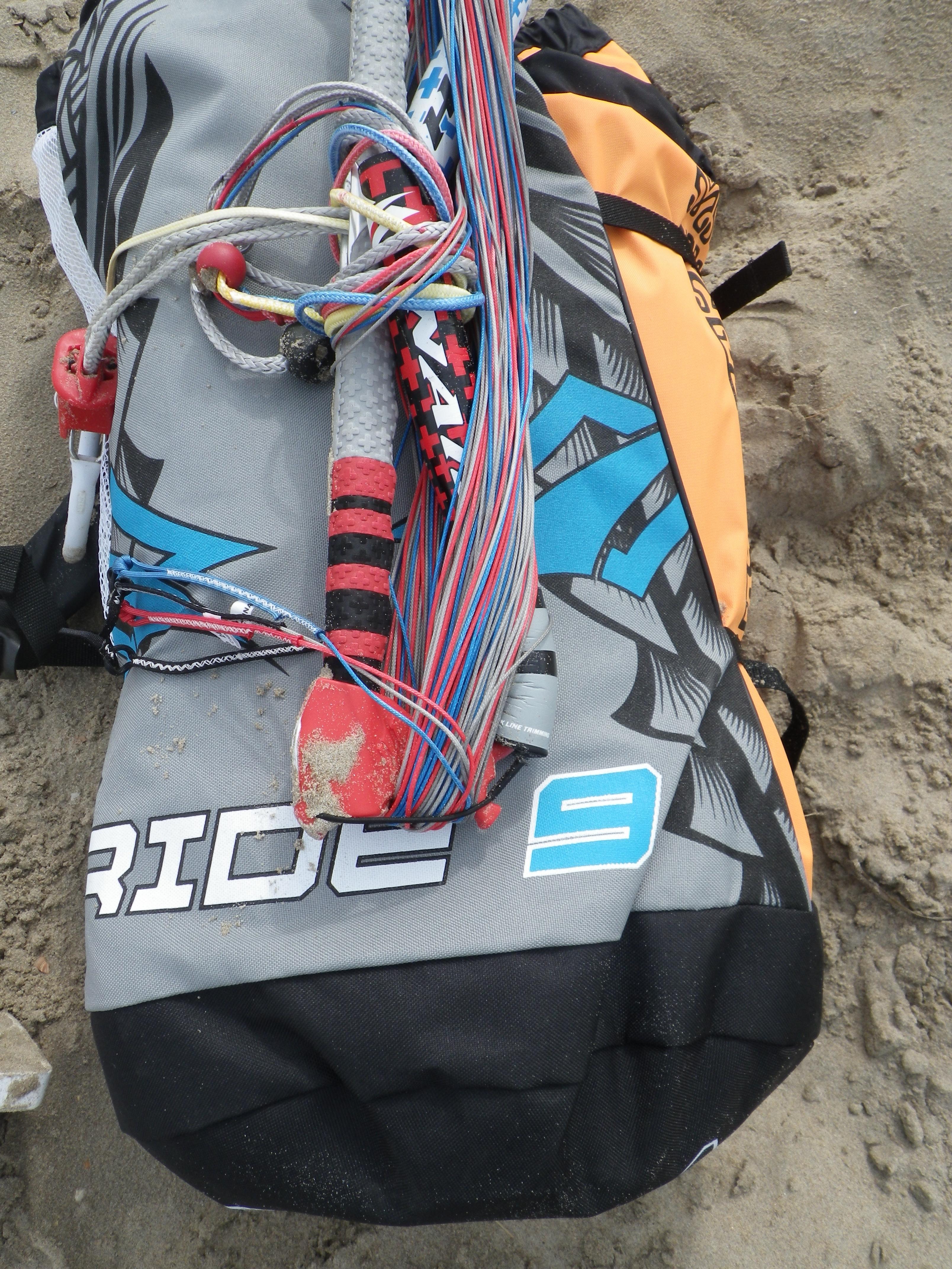 Bag Naish Ride