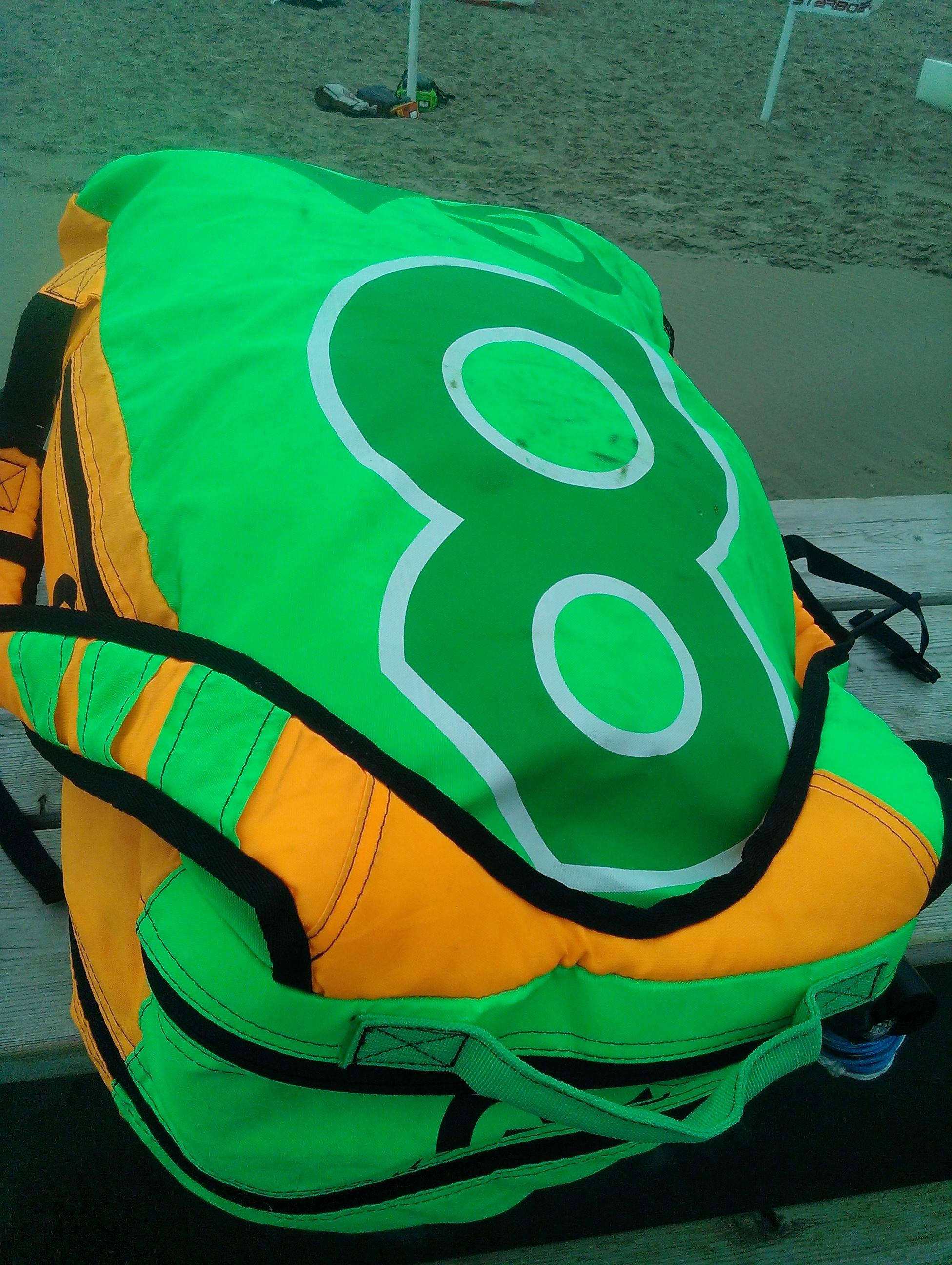 Flashy Bag Gaastra Spark 8m