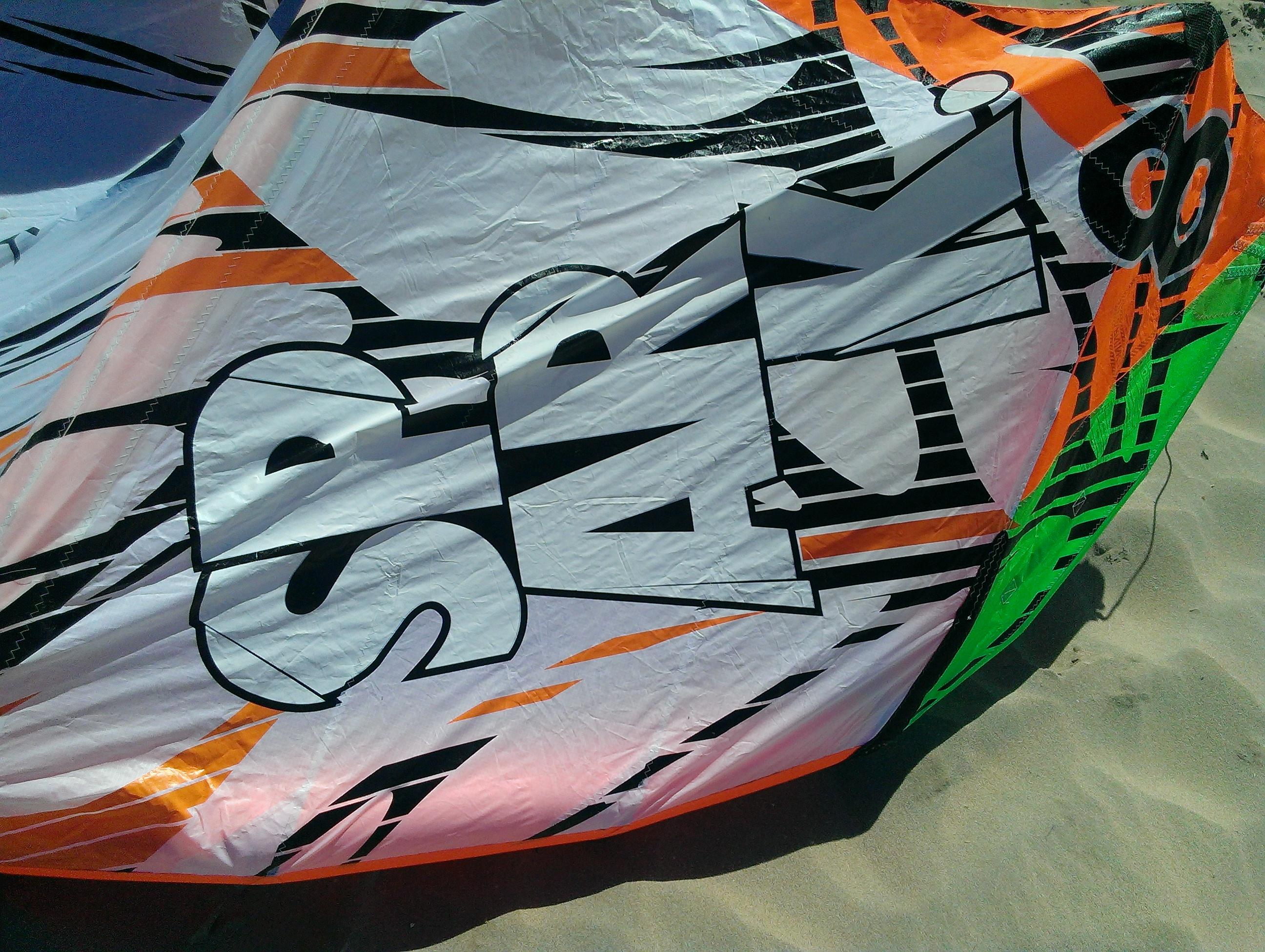 Gaastra Spark 8m 2015