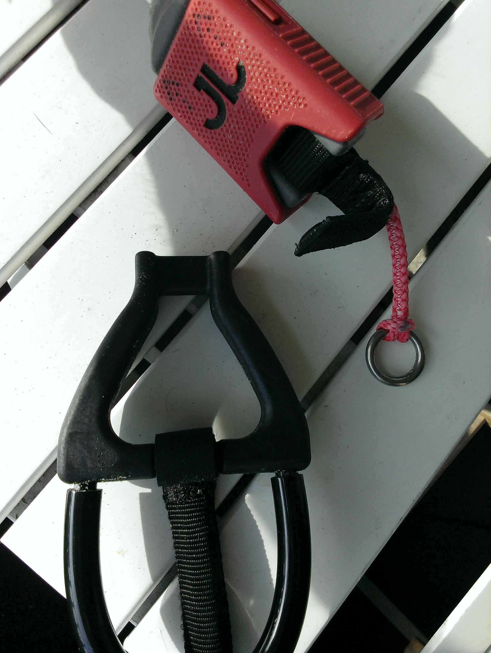 Safety system JN kites