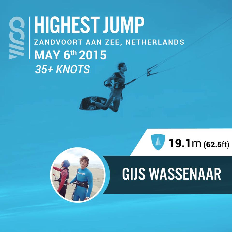 world record jump