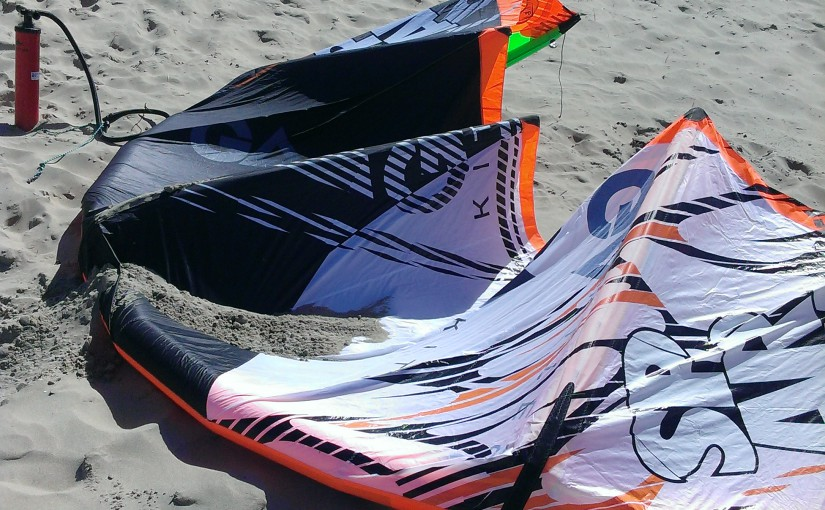 Review: Gaastra Spark 2015 8m