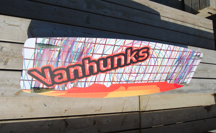Review: Vanhunks Twin Tips Manakel and Bucca