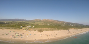Beach view (with a Go Pro 3)