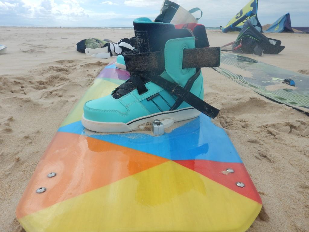 Pure kiteboard