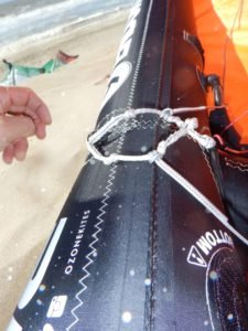 3 settings, just change the bridles a knot