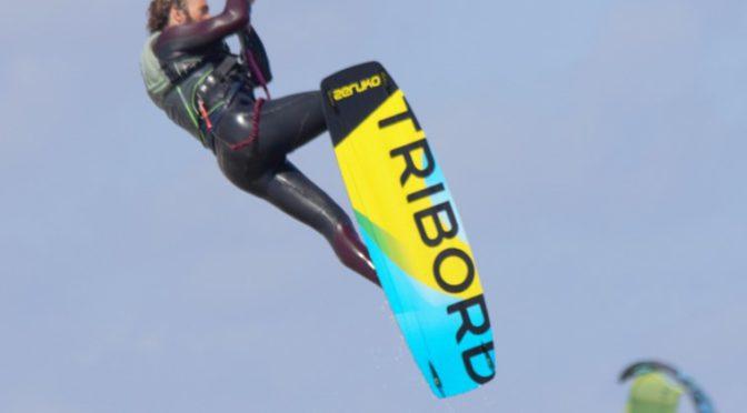 Decathlon Tribord Zeruko twin tip