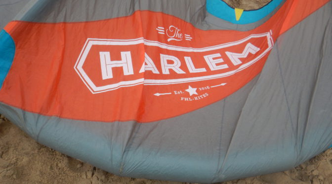 FHL kites – The Harlem 9m