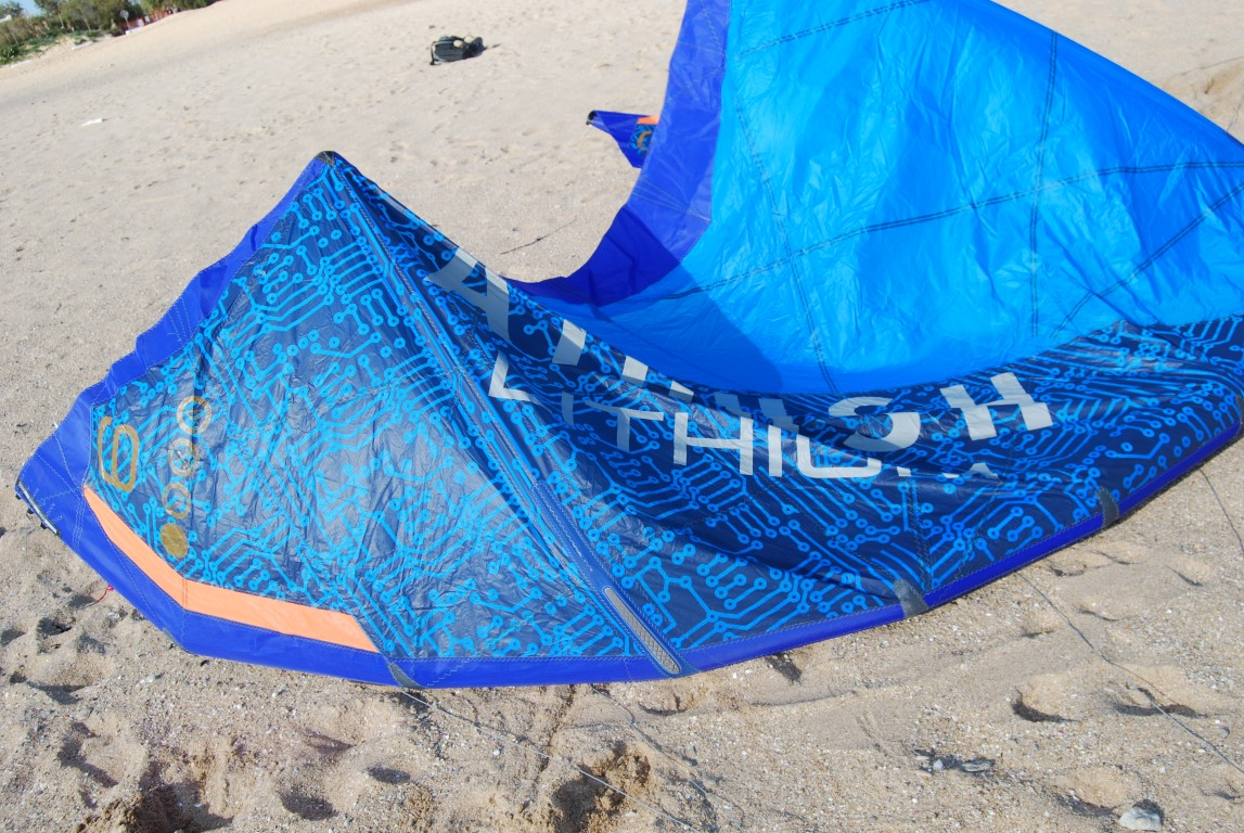 Airush Lithium 9m 2017 Including General Novice Recommendations We Test Kites