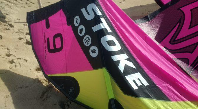 Flysurfer Stoke 9m