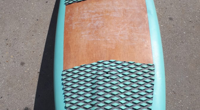 Orao (Decathlon) Waveboard 5'4