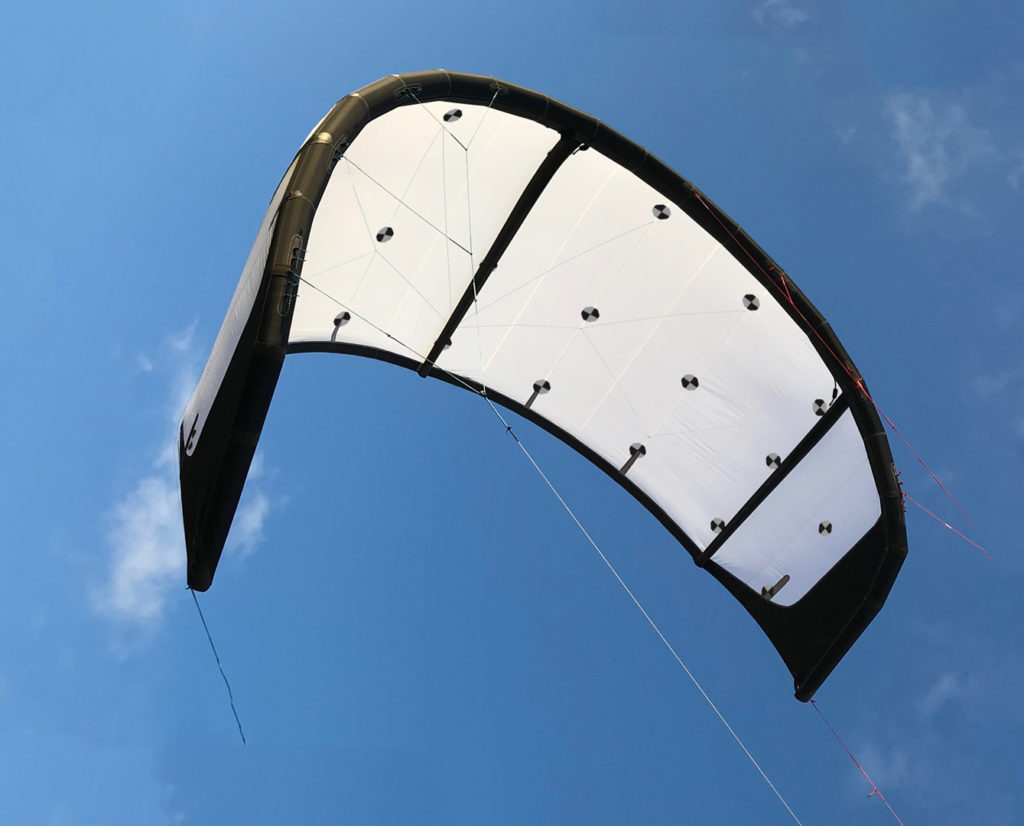 Measuring a Vantage kite