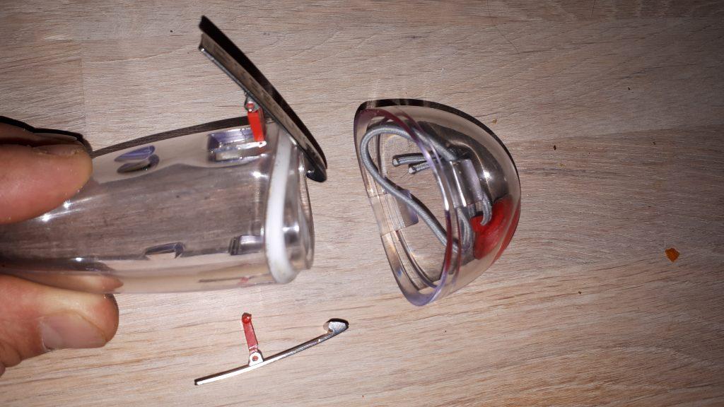 Fragile clips Keebunga